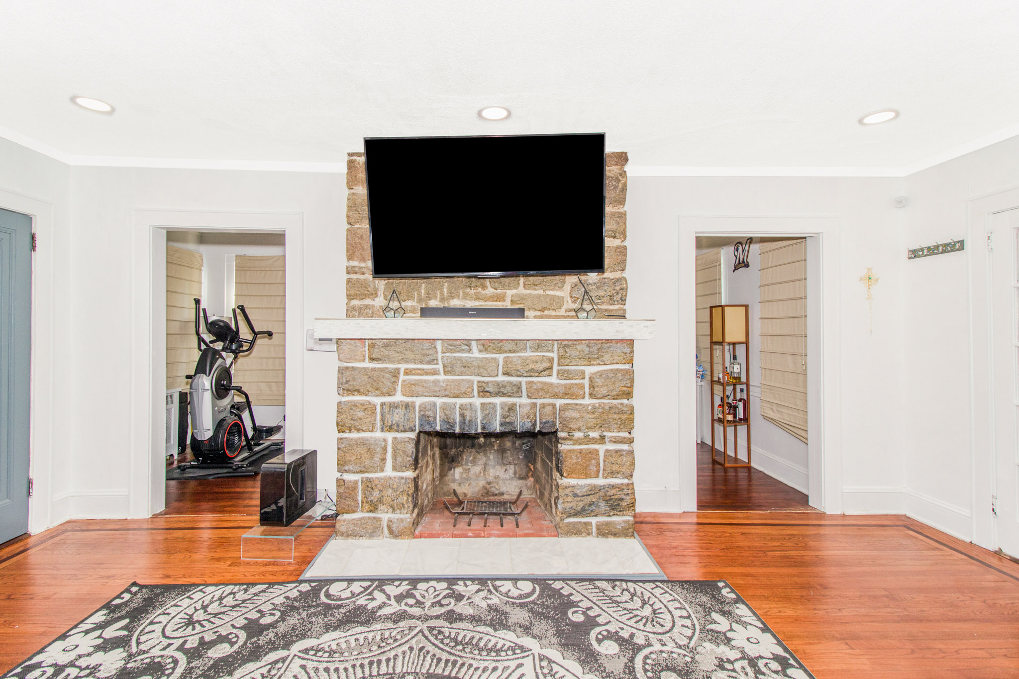 Add Fire to Fireplaces Before